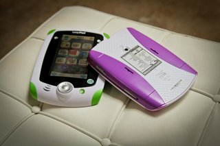 LeapFrog LeapPad hands-on