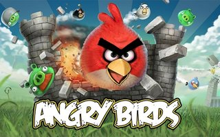 Angry Birds catapults in for Windows Phone 7