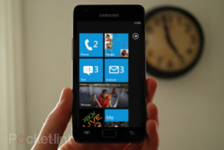 Samsung Galaxy S II: Windows Phone 7 flavour coming soon?