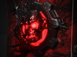 Gears of War 3 Xbox Vault: A right bloody mess