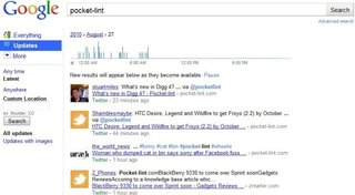 Google Realtime down in preparation for Google+ features