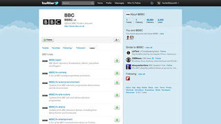 BBC execs campaign to stop writers and actors joining Twitter (on no they're not)