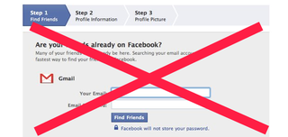 Facebook pwns your info as Chrome Friend Exporter blocked