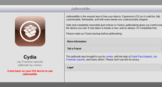 Jailbreak your iPhone or iPad and you could keep it safe from hackers