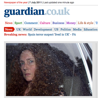 WEBSITE OF THE DAY - The Guardian