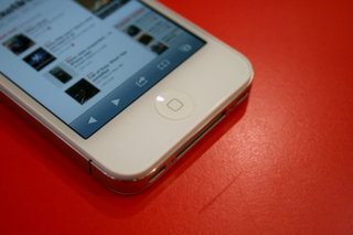 Win a white iPhone 4