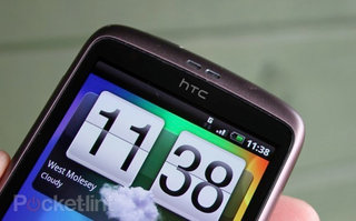 HTC Desire Gingerbread action coming in July