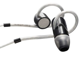 Bowers & Wilkins C5 takes the in-ear plunge