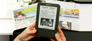 Read all about it....Guardian edition for Kindle goes to press