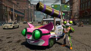 VIDEO - Saints Row: The Third pre-order 'Professor Genki' details