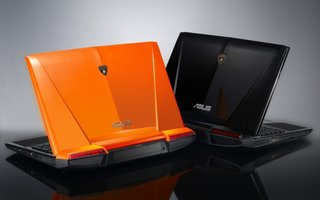 Asus Automobili Lamborghini VX7 starts its engines