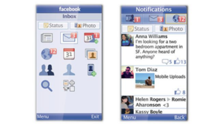 Facebook for Every Phone friend requests your dumbphone