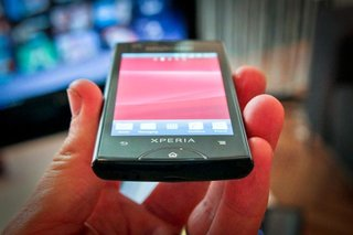 Sony Ericsson Xperia Ray hands-on