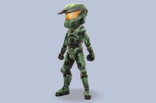 Turn your Xbox LIVE avatar into Halo Master Chief