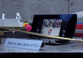 VIDEO: Sony S1 and S2 teasers continue....