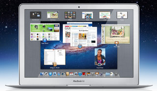 Apple: Mac OS X Lion on sale Wednesday 20 July