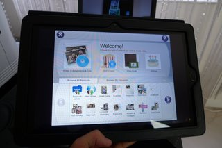 Jessops debuts tablet for in-store printing