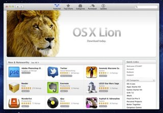 Lion downloads top 1m in 24 hours