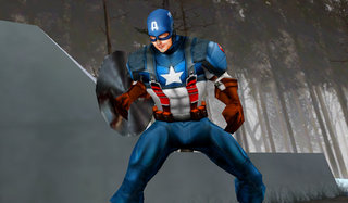 APP OF THE DAY - Captain America: Sentinel of Liberty (iPad / iPhone)