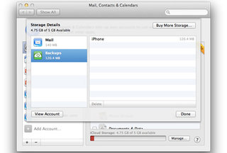 Mac OSX 10.7.2 set to include proper iCloud functionality