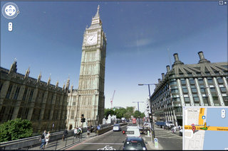 Google Street View cars invade mobile and laptop location privacy