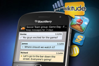 RIM prepares for iMessage arrival with BBM 6 launch