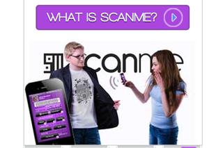 WEBSITE OF THE DAY - Scan Me