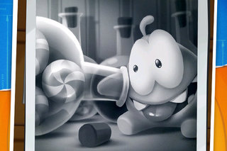 Leaked Cut The Rope 2 pics offer clues of what's to come