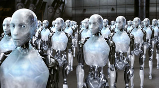 Apple manufacturer Foxconn to replace staff with robots