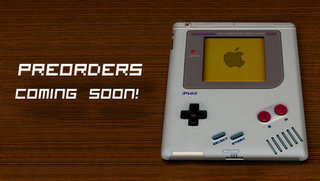 iPad 2 Game Boy case is on the retro side of awesome