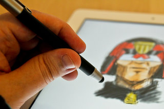 Wacom Bamboo Stylus for iPad hands-on