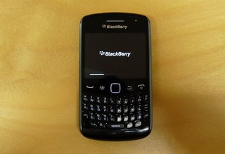 BlackBerry Curve Apollo leaked yet again