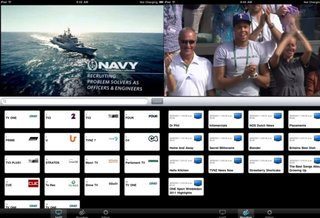 Hauppage app lets you watch live TV on iPad