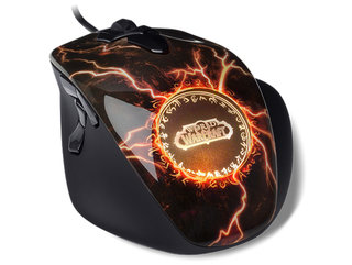SteelSeries World of Warcraft Mouse Legendary Edition released