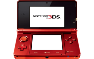 Nintendo 3DS now in the red
