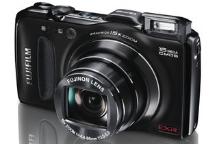 Fujifilm FinePix F600EXR adds an AR twist