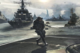 COD Modern Warfare 3: First public hands-on at GAMEfest 2011