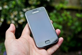 Samsung Galaxy S Plus hands-on