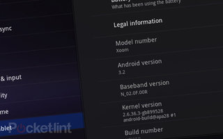 Android 3.2 update for UK Motorola Xoom this September