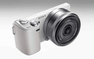 Sony NEX-5N mirrorless camera gets leaky
