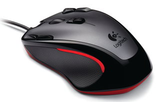 Logitech ups its game with the G300 gaming mouse