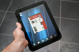 HP webOS ran twice as fast on iPad 2