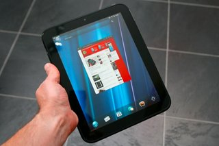 HP TouchPad UK price drops to £89