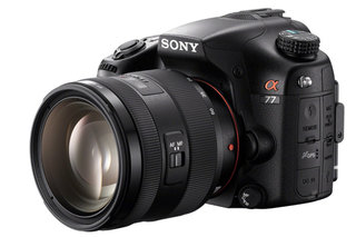 New Sony A77 pictures and specifications leaked