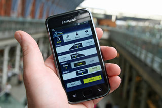 Eurostar, now calling at Android Market and iPhone App Store