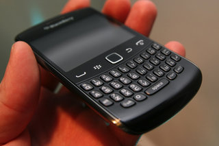 BlackBerry Curve 9360 pictures and hands-on