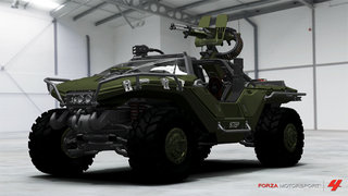Forza 4 to let you drive Halo Warthog