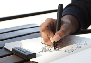 Wacom has an Inkling that you'll like its new digital pen