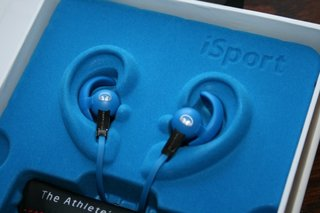 Monster iSport in-ear headphones pictures and hands-on