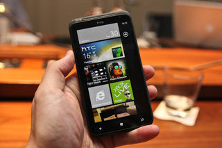 HTC Titan shows its size with massive 4.7-inch screen